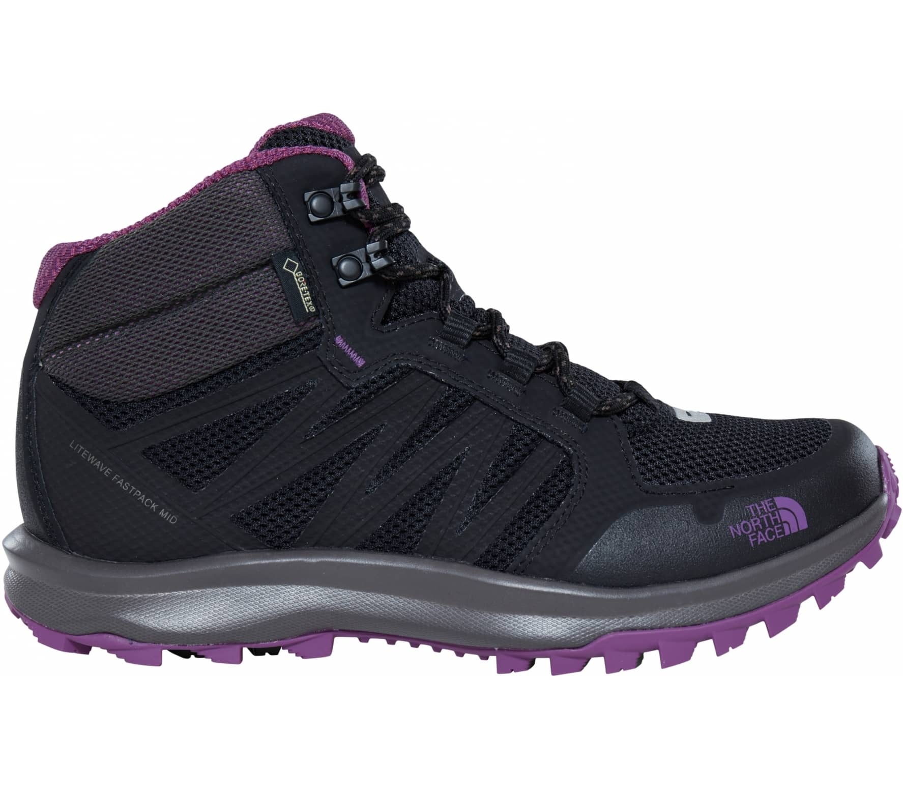 41e88f324 The North Face Litewave Fastpack Mid GTX women's hiking shoes Women