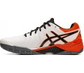 ASICS Gel-Resolution 7 Hombre Zapatillas de tenis blanco