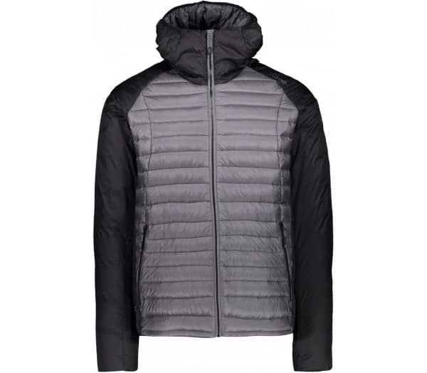 CMP Zip Hood Men Hybrid Jacket - 1