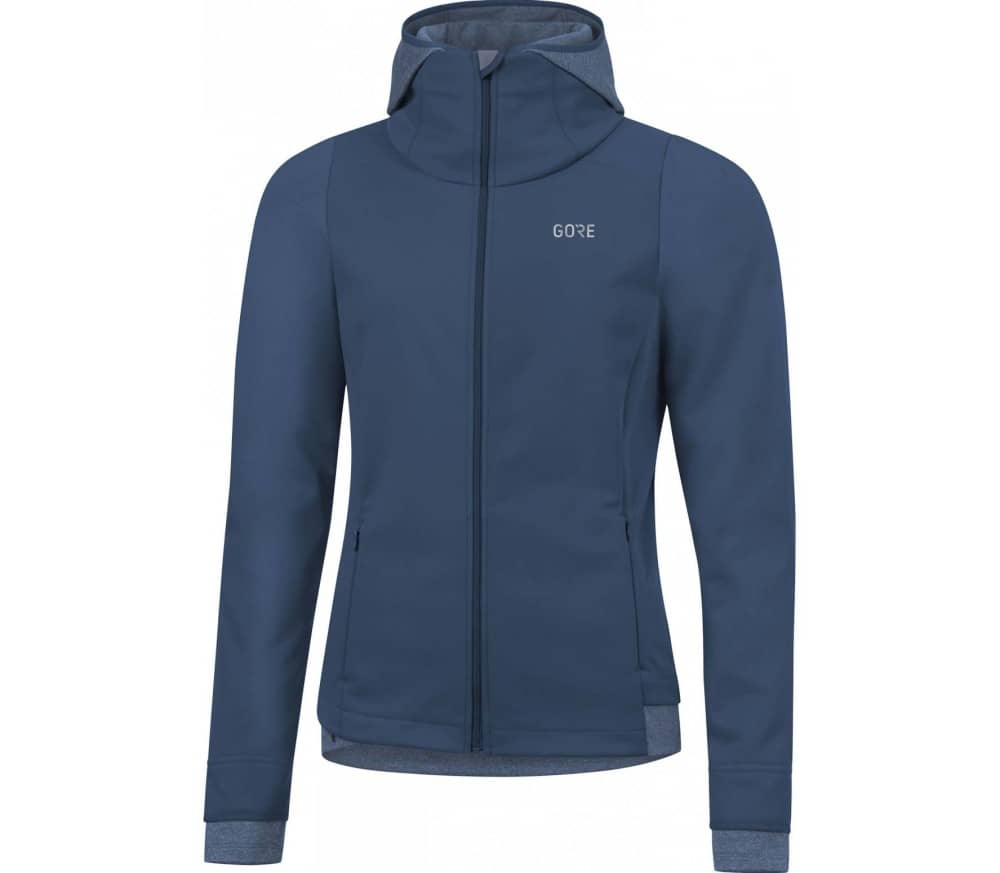R3 D Windstopper Thermo Women Running Jacket