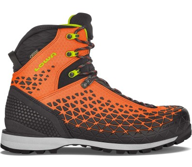 Lowa Alpine SL GTX Men Mountain Boots orange