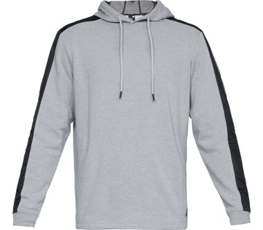 Under Armour Threadborne Terry Po Men silver