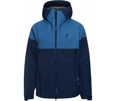 Peak Performance - Mondo men's outdoor jacket (dark blue)