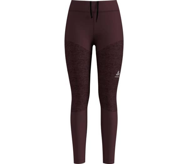 ODLO Millennium Yakwarm Women Running Tights - 1