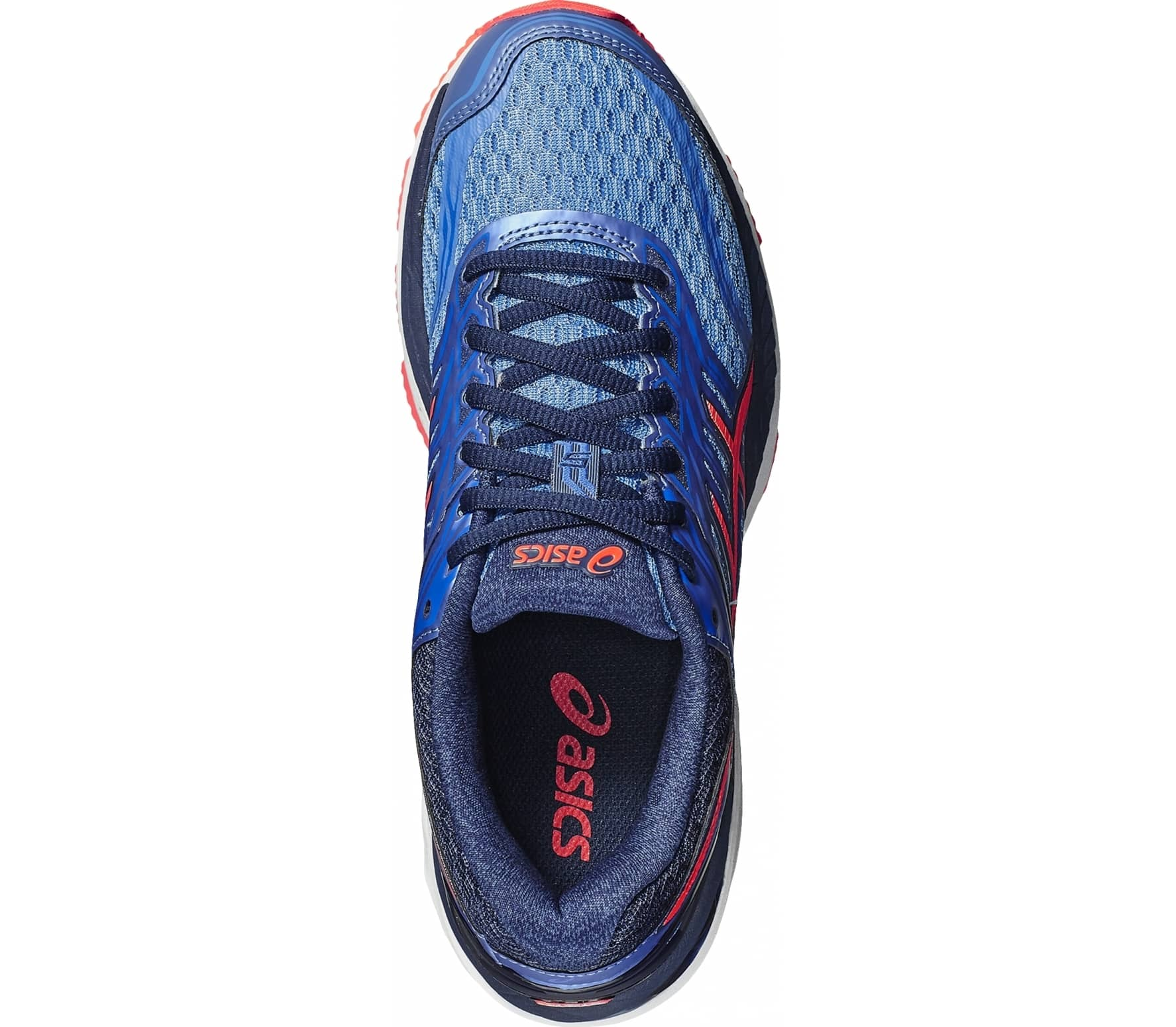 ASICS Gt 2000 5 extra schmal (2A) women's running shoes (bluecoral)