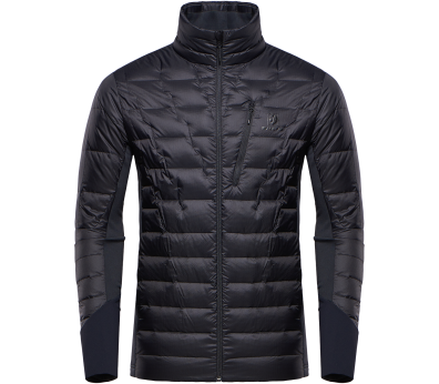 Black Yak - Nelore men's functional jacket (black)