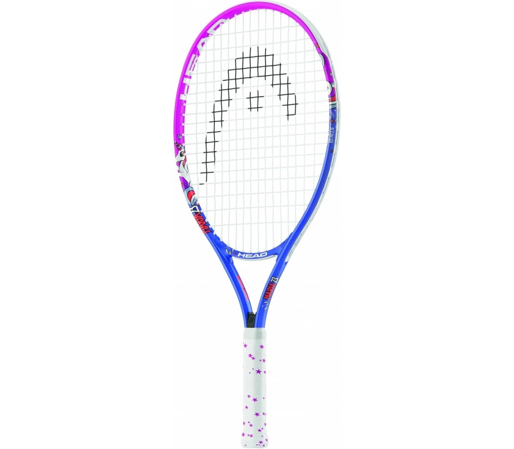 Head - Maria 23 Junior (besaitet) Tennisschläger (pink/blau)