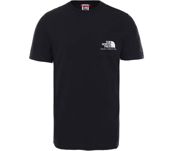 THE NORTH FACE Berkeley California Pocket Men T-Shirt - 1