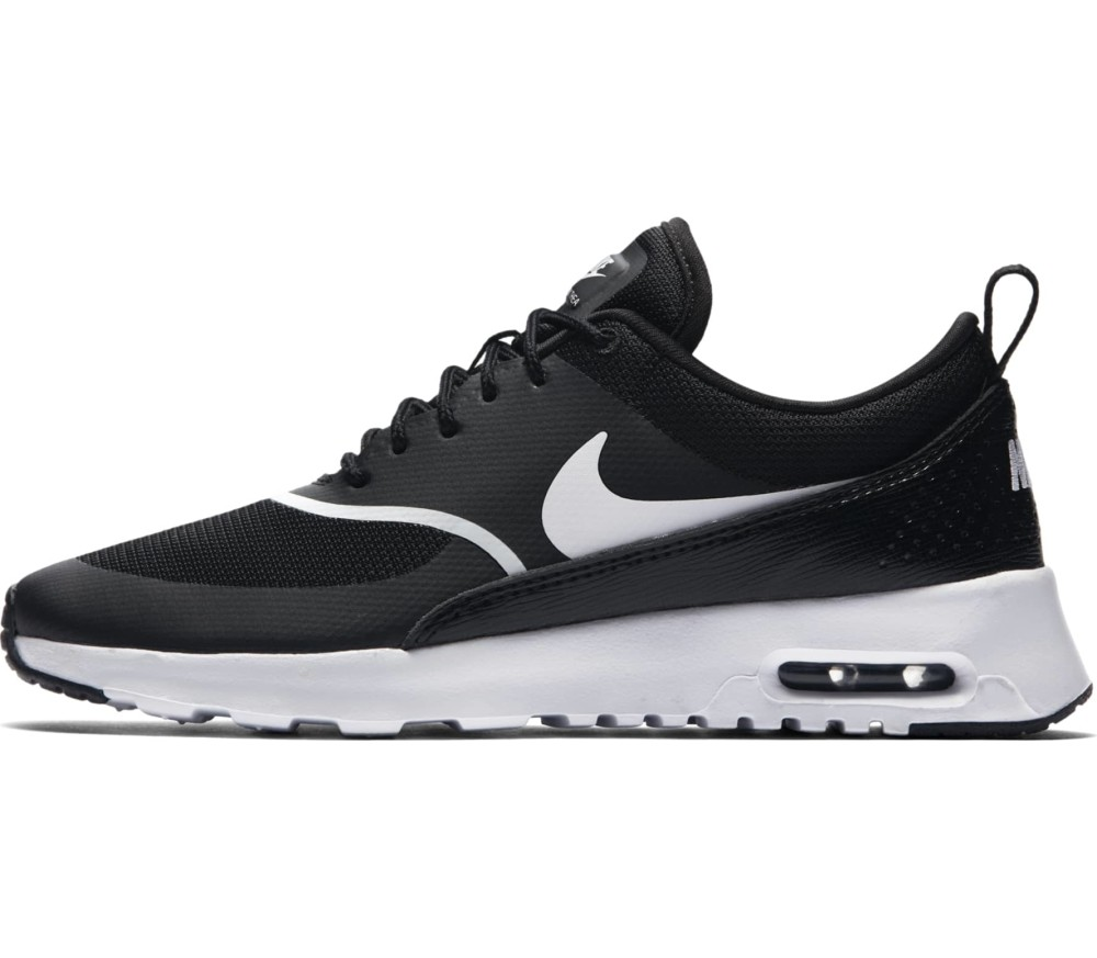 nike air max thea wit zwart