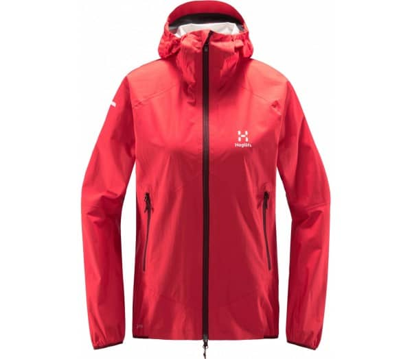 HAGLÖFS L.I.M Crown Women Rain Jacket - 1