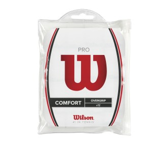 Wilson Pro Overgrip - 12 Pack Griffband