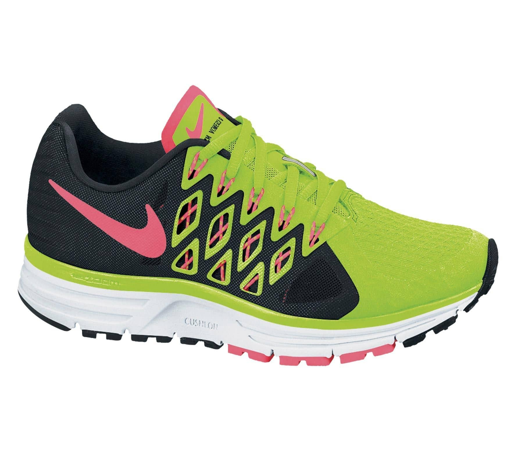 3ebe767ccc9 Nike - Zoom Vomero 9 women s running shoes (green) - buy it at the ...