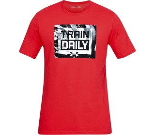 Under Armour MFO Train Daily Men T-Shirt