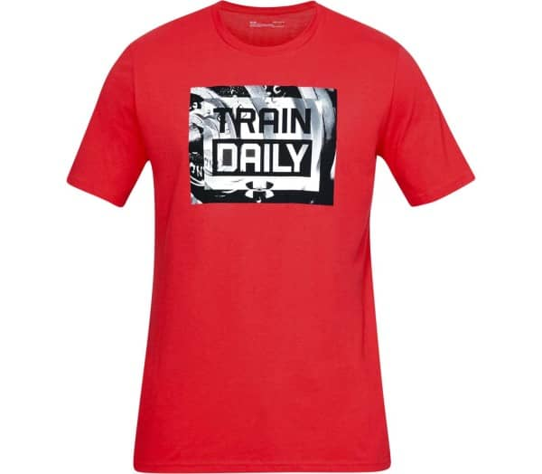UNDER ARMOUR MFO Train Daily Mænd T-Shirt - 1