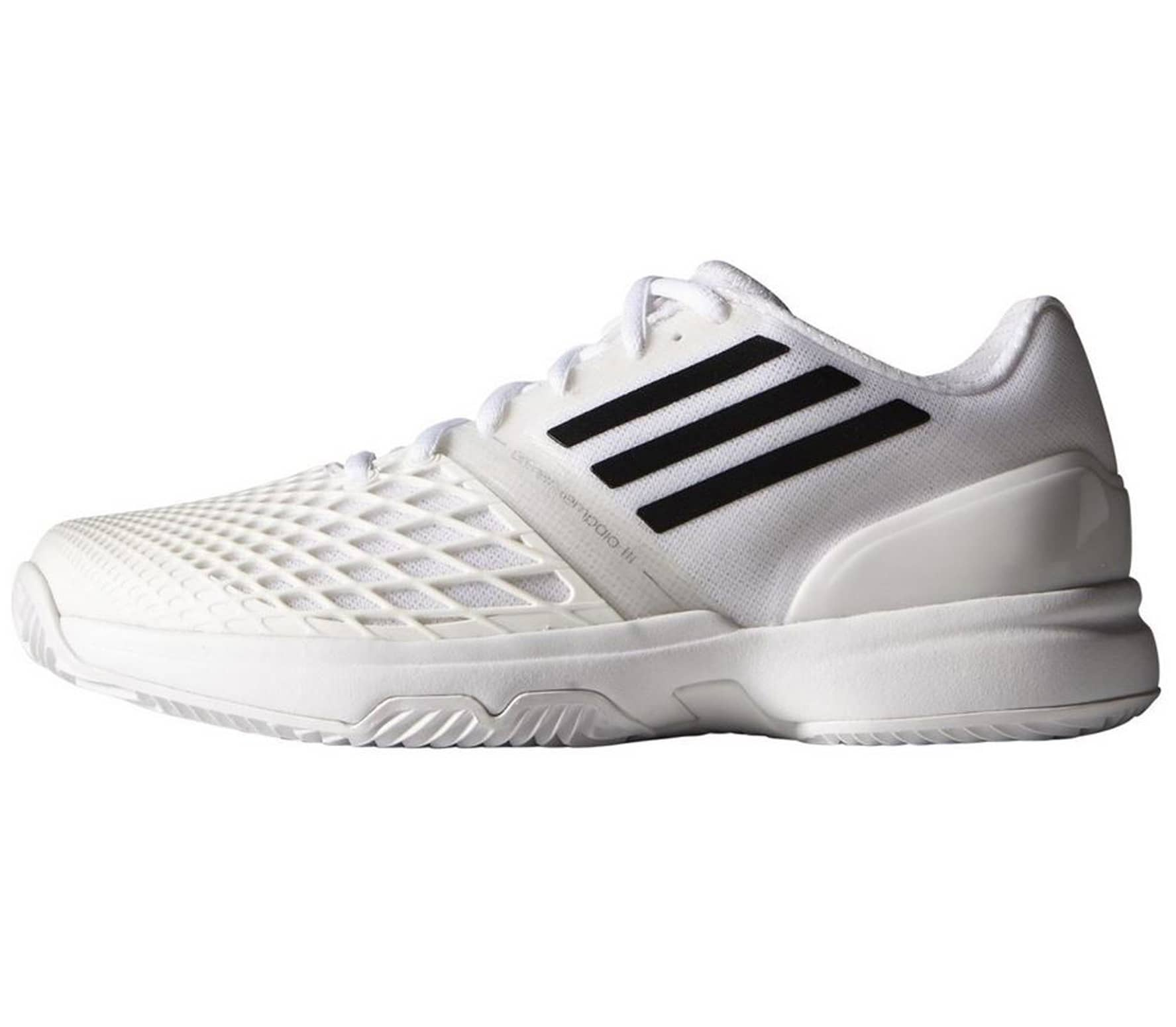 pretty nice 60525 081ac Adidas - CC Adizero Tempaia III Roland Garros Clay women s tennis shoes  (white green