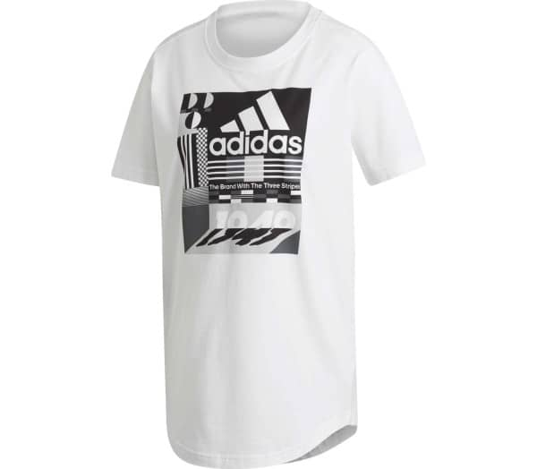 ADIDAS Graphics Emblem Women T-Shirt - 1