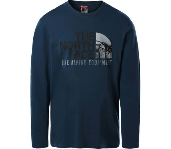 THE NORTH FACE Image Ideals Herren Longsleeve - 1