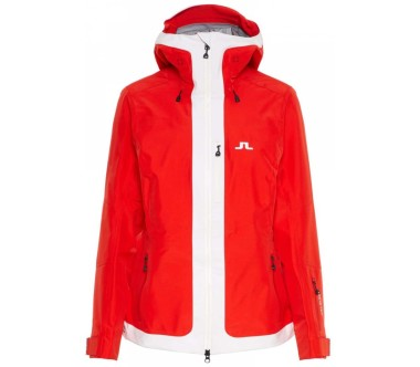 J.Lindeberg - Harper 3L GoreTex women's skis jacket (red)