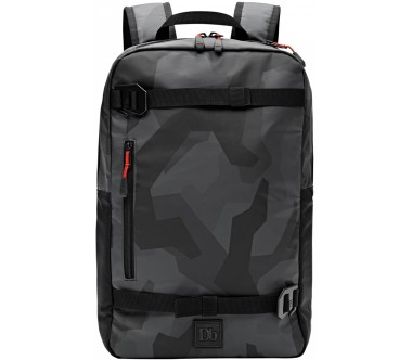 Douchebags - Scholar daypack (black/camo)