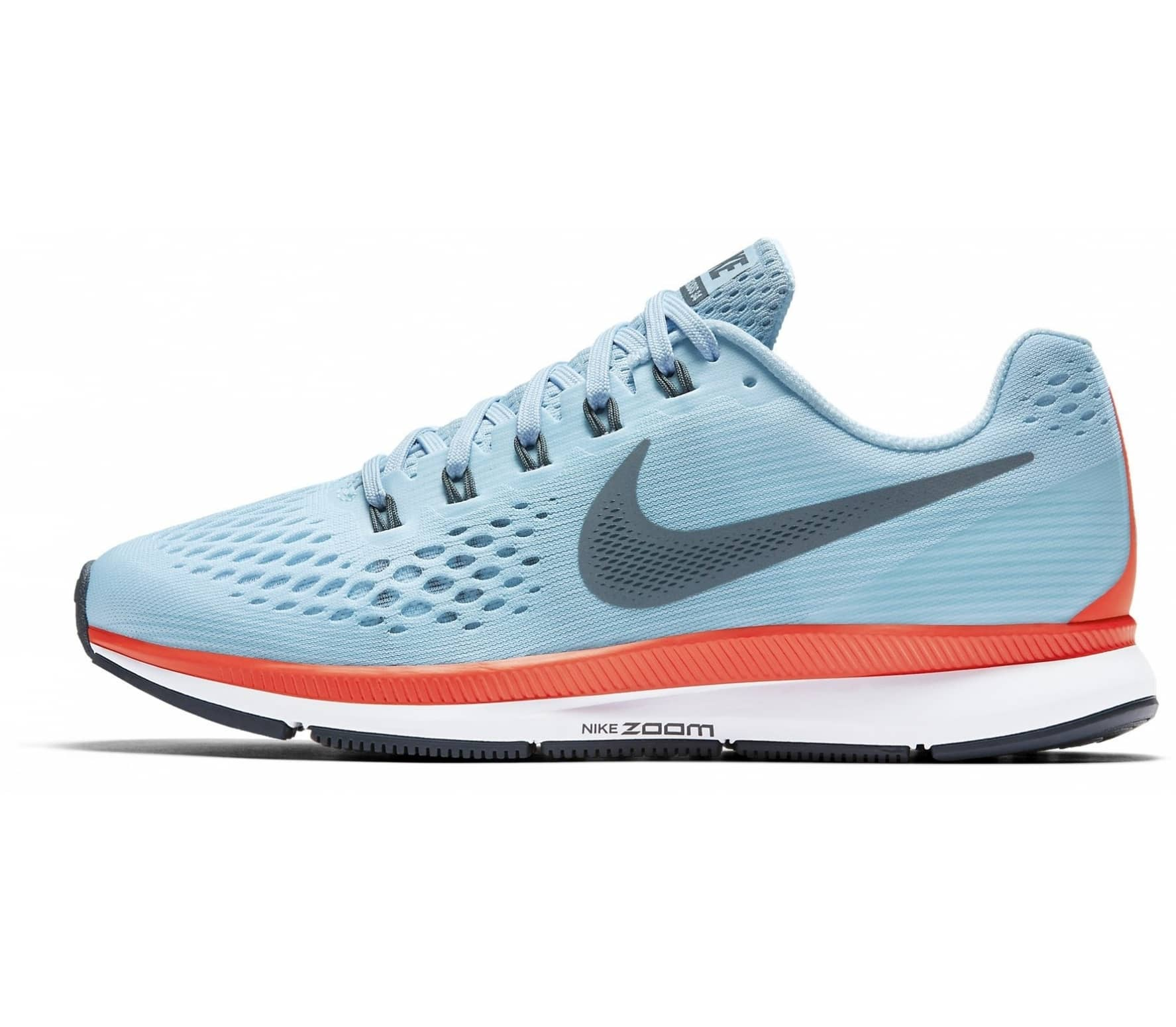 purchase cheap 180ce fcef9 Nike - Air Zoom Pegasus 34 zapatillas de running para mujer (azul claro)