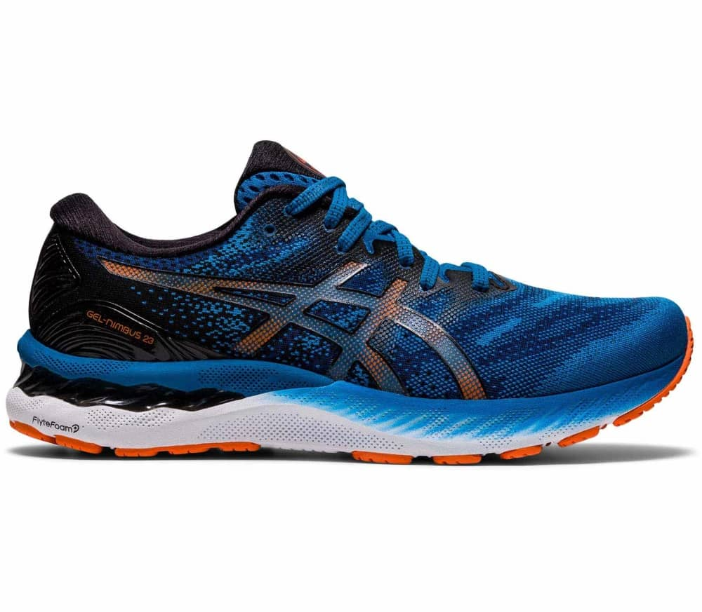 ASICS GEL-Nimbus 23 Men Running Shoes (Reborn Blue / Black) 179,90 €