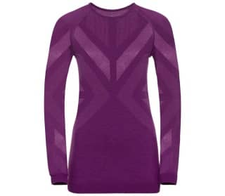 ODLO Crew Neck NATURAL + KINSHIP Damen Funktionsshirt