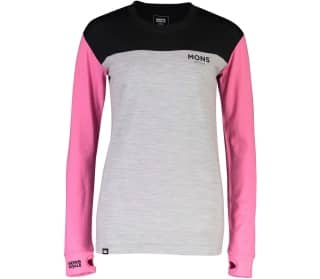 Mons Royale Yotei Women Functional Long Sleeve