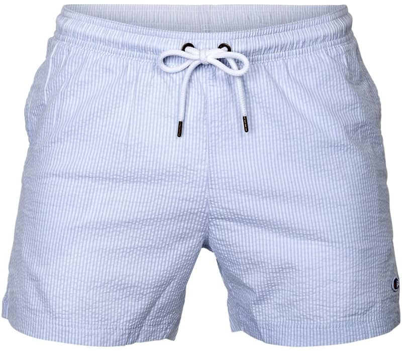 Seersucker Heren Shorts