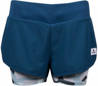 2 in 1 Shorts Mujer