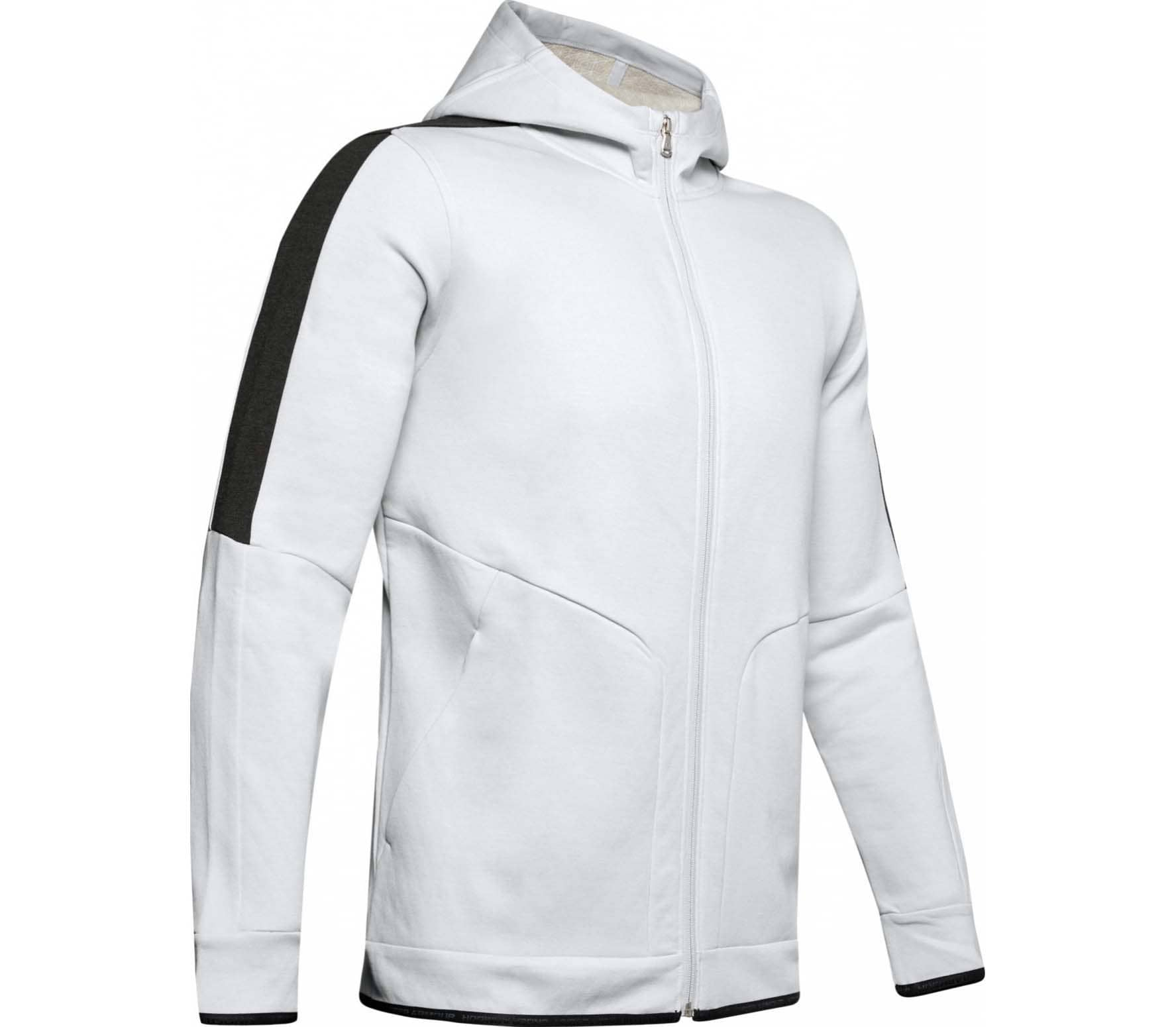 Athlete Recovery Fleece Full Zip Men Fleece Jacket