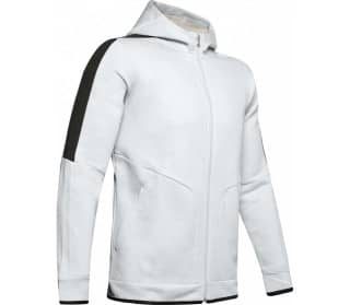 Athlete Recovery Fleece Full Zip Hombre Chaqueta de forro polar