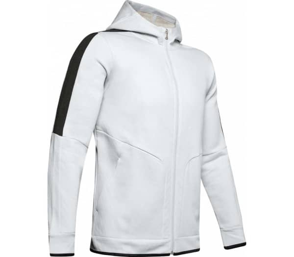 UNDER ARMOUR Athlete Recovery Fleece Full Zip Herren Fleecejacke - 1