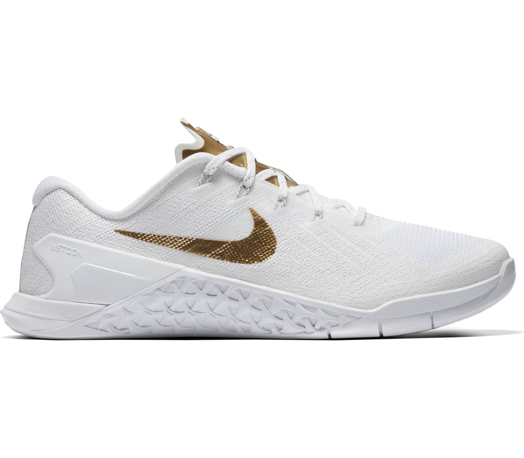 factory authentic 931ca e9ed9 ... free shipping nike metcon 3 womens training shoes white gold e9fca 3083c