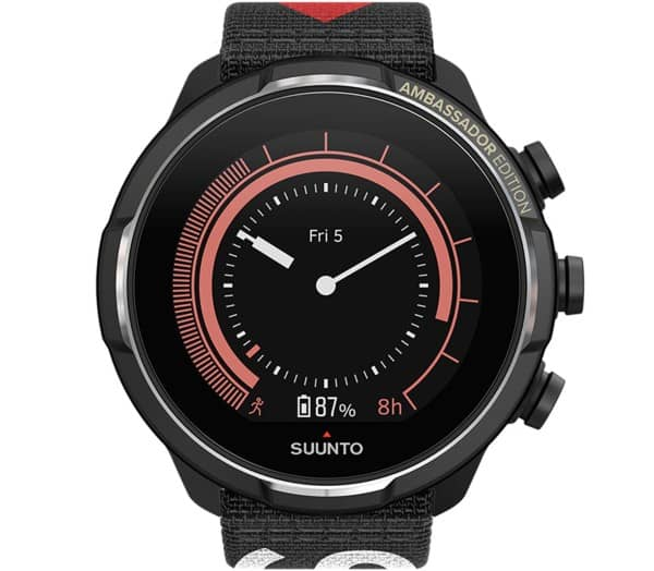 SUUNTO 9 G1 Baro Titanium Ambassador Edition Sports Watch - 1