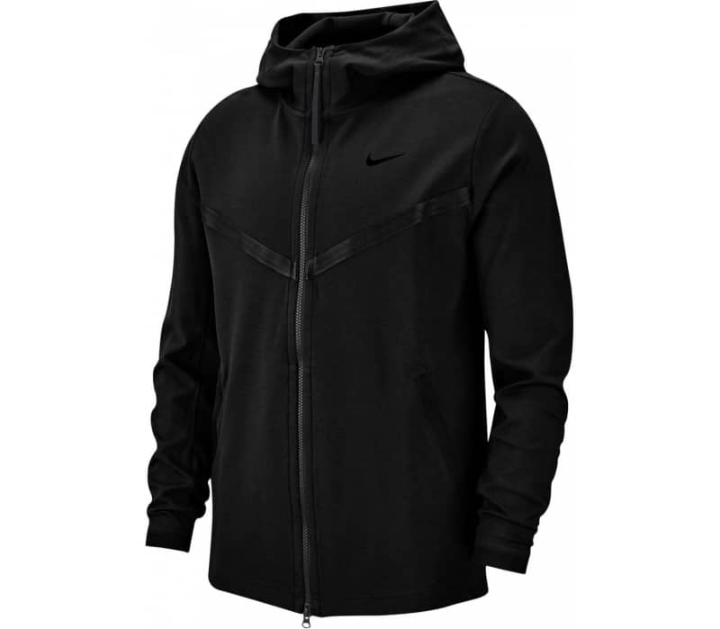 Tech Pack Men Zip-up Sweatshirt