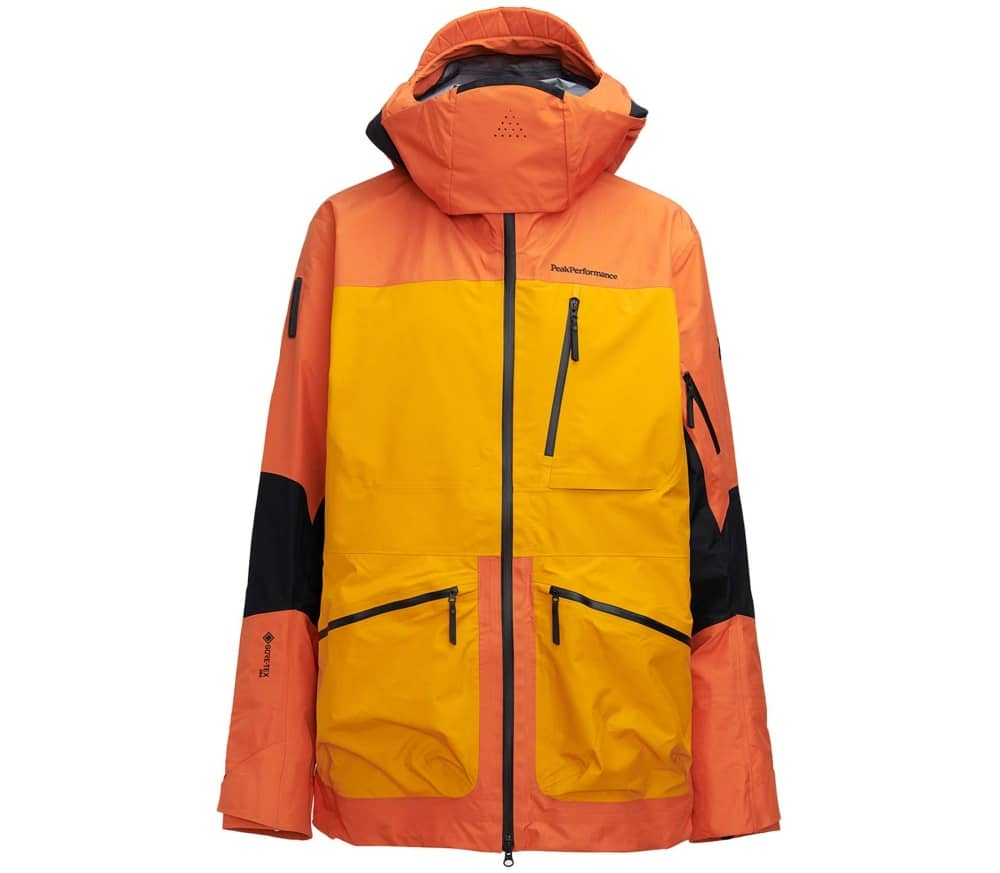 PEAK PERFORMANCE Vertical Pro Herren Skijacke (Orange Altitude) 679,90 €