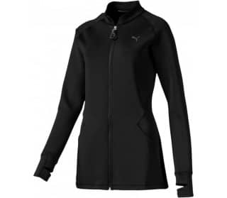 Studio Q4 Knit Femmes Veste training