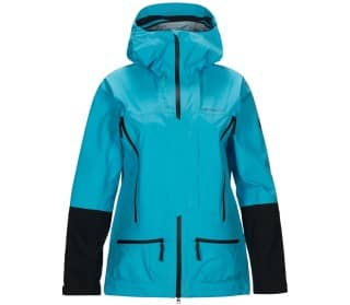 Peak Performance W Vis T J Women Hardshell Jacket