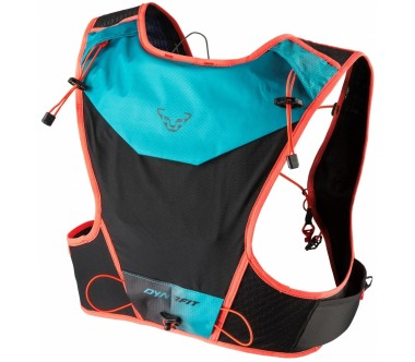 Dynafit - Vertical 4 Trail Rucksack (orange/blau)