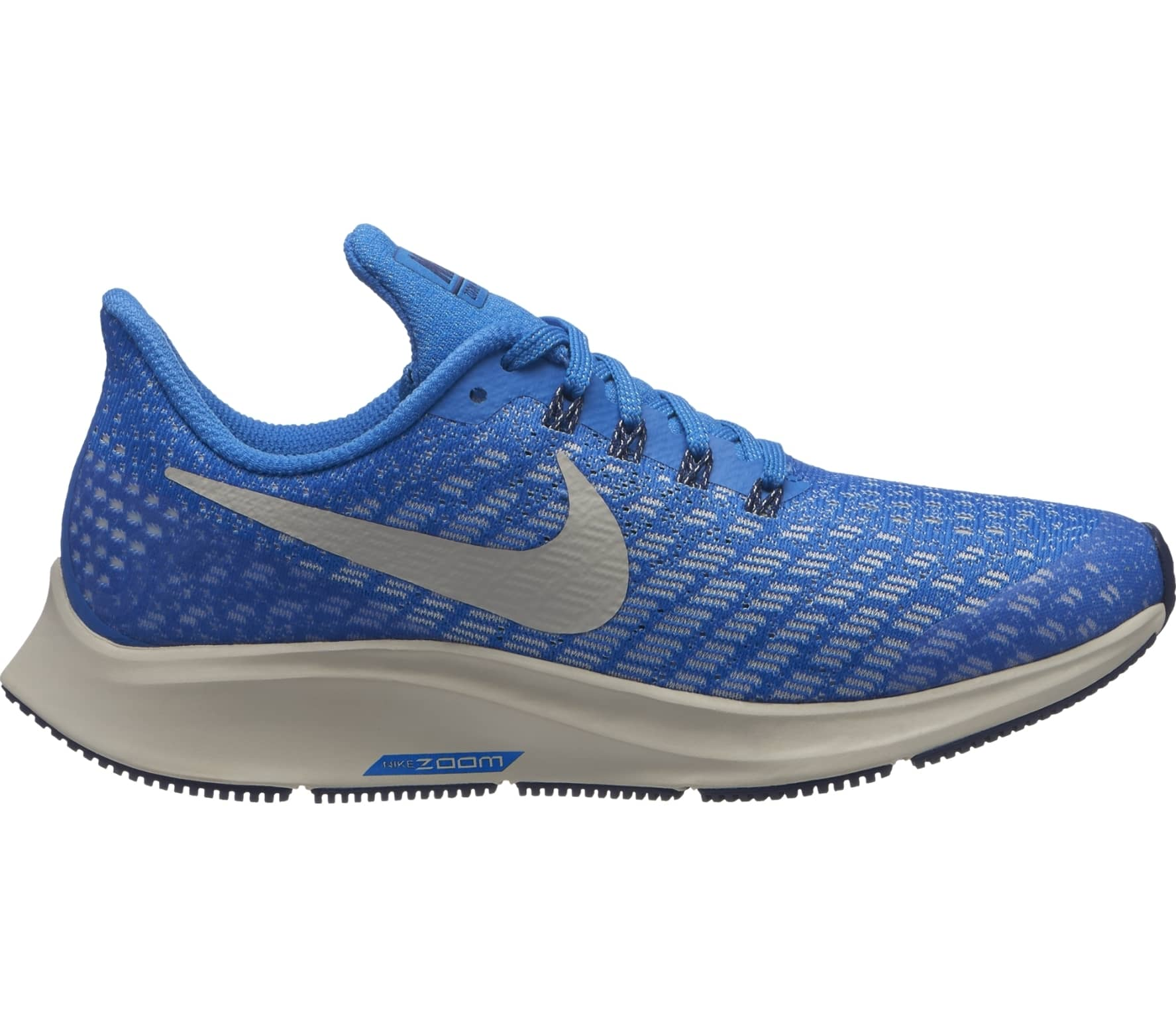 Nike - Air Zoom Pegasus 35 Junior Laufschuh (blau)
