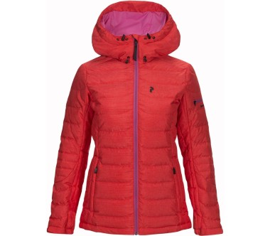 Peak Performance - Blackburn Damen Skijacke (rot)