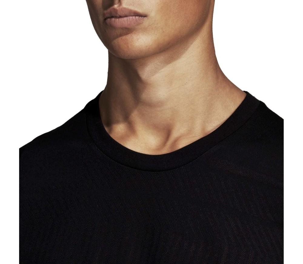 adidas - ID Jaquard Herr t-skjorta (svart)