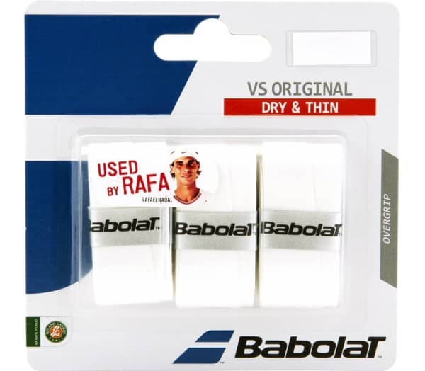 BABOLAT VS Original x 3 Pack Grip - 1