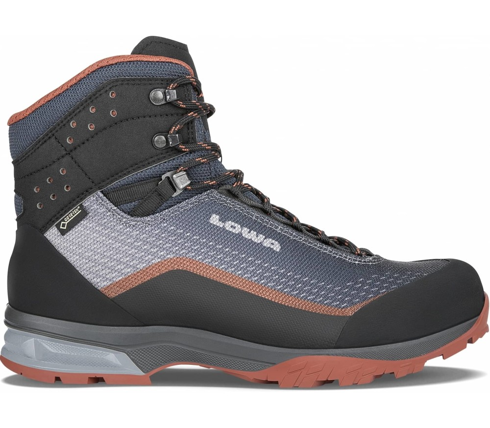 sports shoes 58e0b f4f05 Lowa - Irox GTX® Mid men s trekking shoe (grey red)