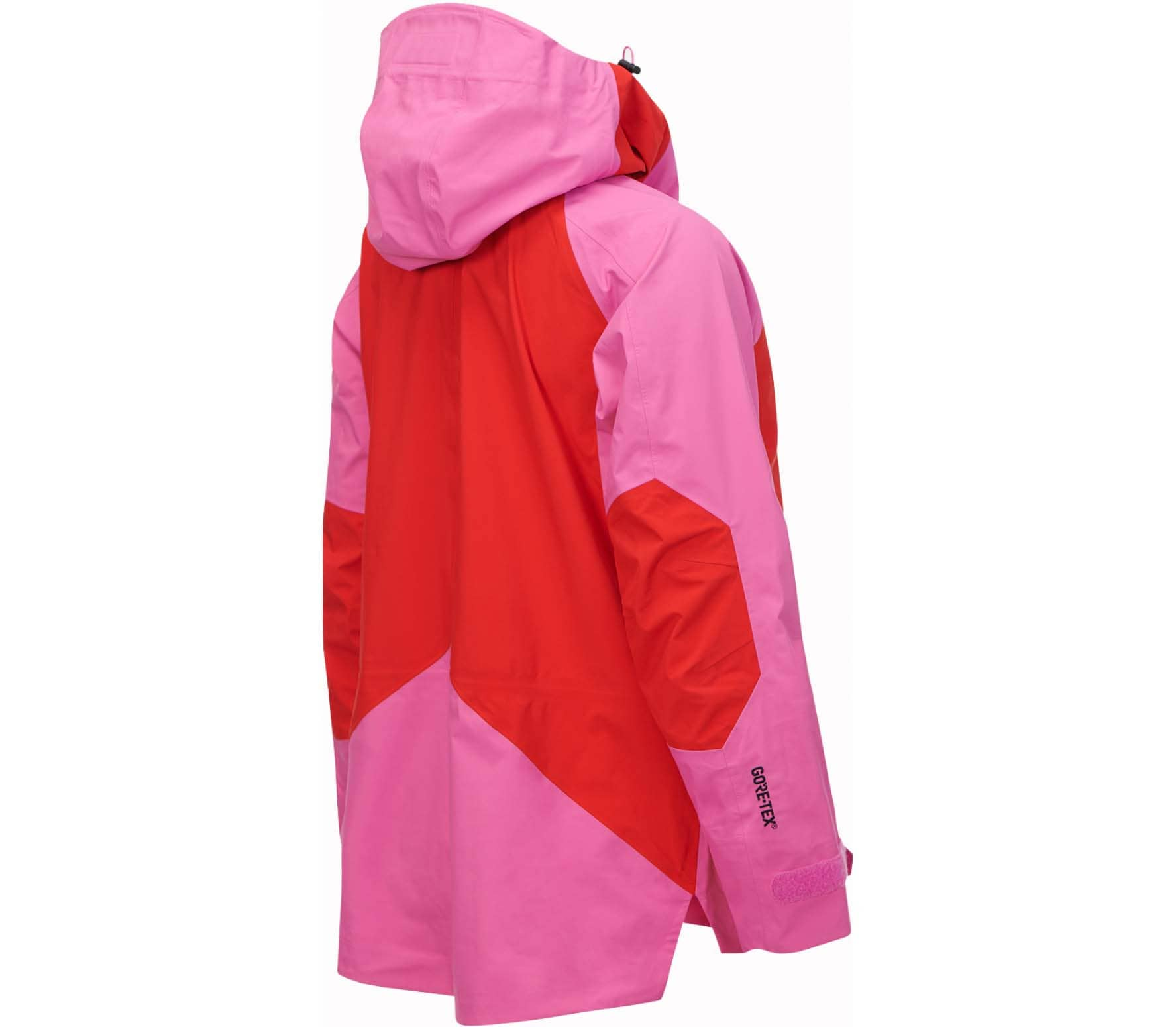 Peak Performance - Teton women's ski jacket (pink)