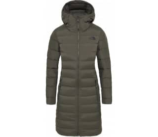 The North Face Stretch Down Women Down Parka