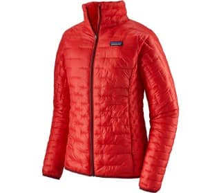 Patagonia Micro Puff Women Outdoor Jacket