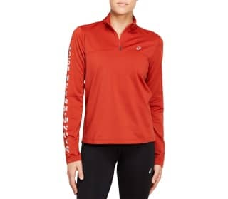 ASICS Katakana Winter 1/2 Zip Women Running Top