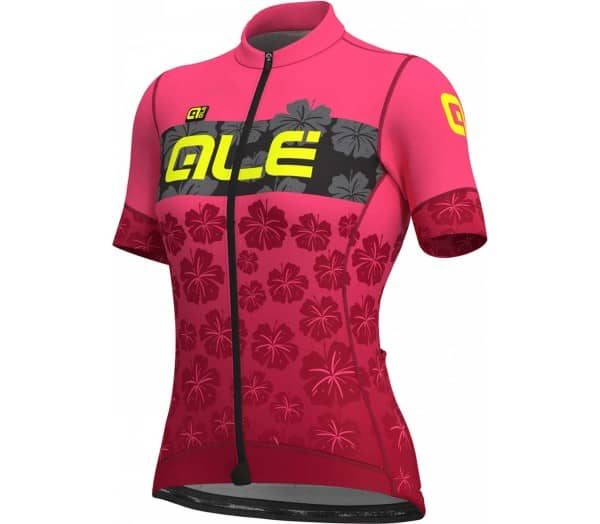 ALÉ Ibisco Women Cycling Jersey - 1