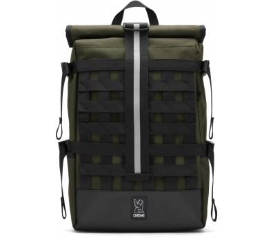 Chrome - Barrage Cargo 22 L zainetto (nero)